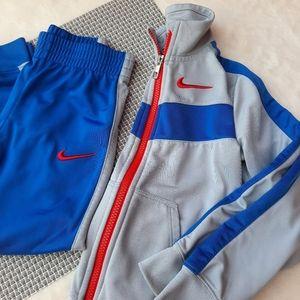 Nike Dri Fit Track Jacket Sweatshirt & Pants Set